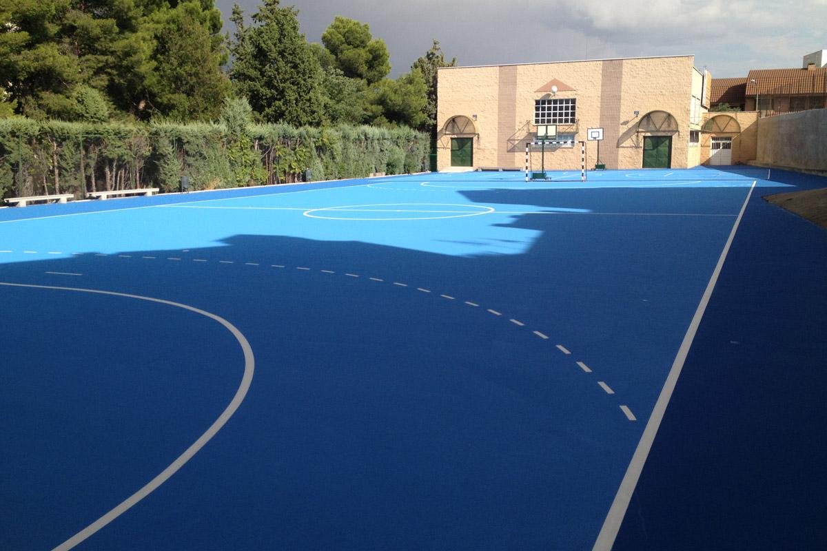 foto pavimentos deportivos